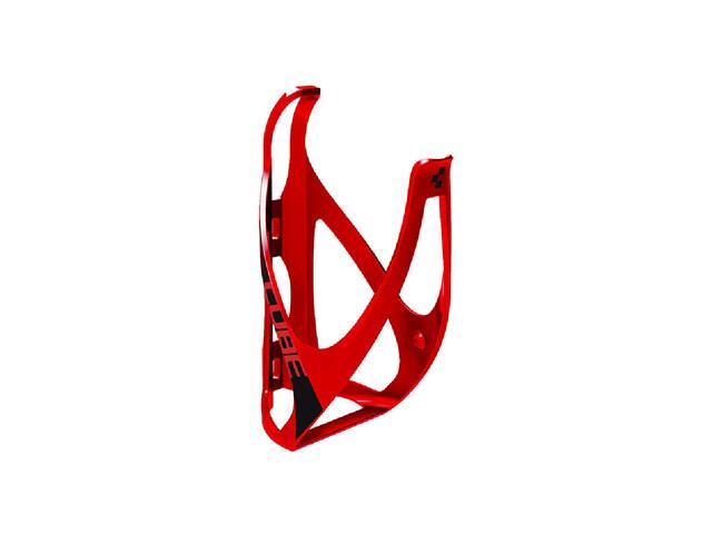 Cube HPP Flaschenhalter matt red'n'black